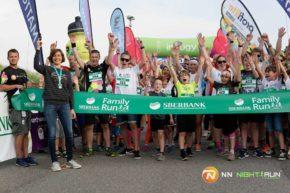 Sberbank Family Run se poběží v Praze