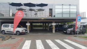 Citroën předvedl Berlingo v Surf Areně