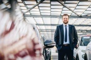GEFCO: logistiku hotových vozů řídí Mrázek