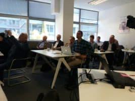 Europ Assistance: začalo setkání se šéfem Dopravní policie