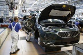 Wolfsburg zahájil výrobu SEATu Tarraco