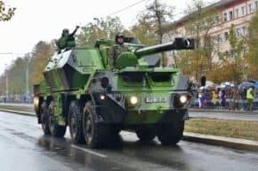 Tatrovky dominovaly přehlídce k výročí republiky
