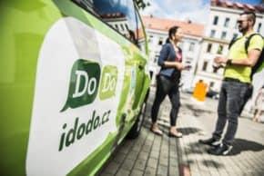 Kurýrní služba DoDo expanduje do Brna