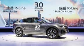 VW zvýšil prodeje v Číně ze 2000 aut ročně na miliony