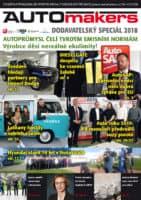 Zpravodajský servis Autodealers v roce 2019