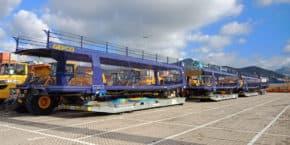 Gefco začalo dodávat železniční vagóny PSA