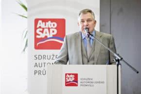 Konvalinu nahradil v AutoSAP nový mluvčí