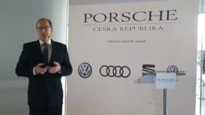 Porsche ČR loni předalo klientům 44 874 aut