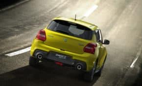 Suzuki zahájila prodej Swiftu Sport