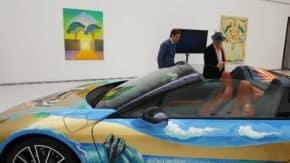 České BMW: 2 miliony pro Ocean Cleanup