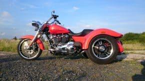 Harley-Davidson Freewheeler – zábavná tříkolka