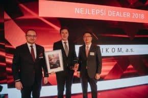 Kia Dealer Awards 2018 pro nejlepší dealery roku