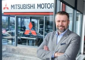 Mitsubishi letos v ČR cílí na 1 procento trhu