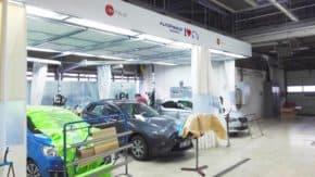 Auto Palace Spořilov modernizuje provozy