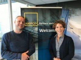 Gefco otevřelo nové řídící centrum urgentních přeprav v Amsterdamu