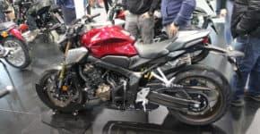 Honda má předváděcí týden Naked motorek