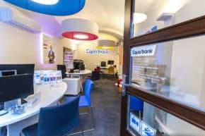 Equa bank roste ve firemním bankovnictví