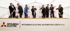 Mitsubishi bude ve Slaném vyrábět startéry pro hybridní vozy
