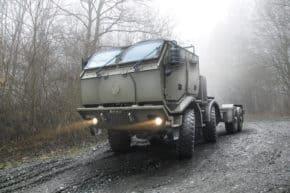 Tatra má nové zakázky na vojenské speciály