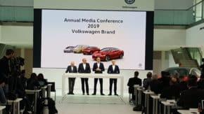 Volkswagen cílí na 22 milionů elektromobilů