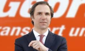 Obrat Gebrüder Weiss rostl o 8 procent