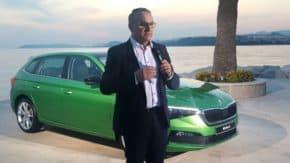 Škoda má 4000 objednávek na Scalu