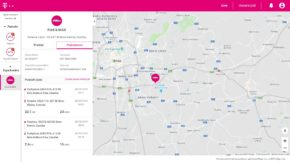 T-Mobile spustil webovou aplikaci Chytré auto