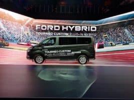 Ford ukázal hybridy a další novinky v Amsterodamu