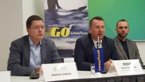 Goodyear představil novinky pro český trh