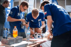 Vodíkový Horizon Grand Prix startuje v Ostravě