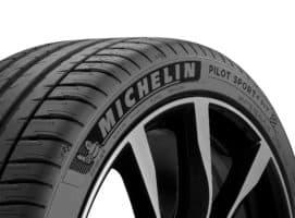 Nová pnematika MICHELIN Pilot Sport 4 SUV