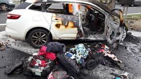 Renault řeší problém se shořelým Méganem