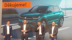 VW: Štoček chce prodat tisíce T-Crossů