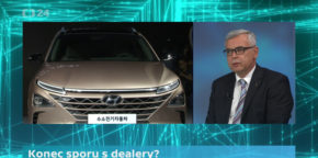 Hyundai: Saitz se v ČT odstřihl od Vošického