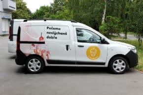 Dacia partnerem Tiche kavarny a cukrarny