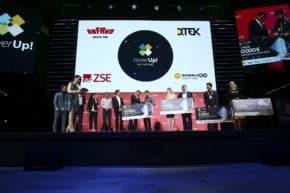 Danubia NanoTech vyhrála finále PowerUp!