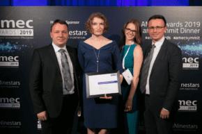 NEWTON Media a Ogilvy získaly AMEC Award
