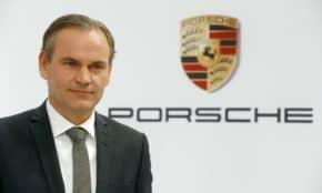 Manažer Porsche podezřelý z uplácení odborářů