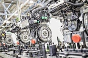 Škoda vyrobila 2 500 000. motor řady EA211