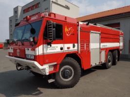 Tatra dodá vozidla pro izraelské hasiče