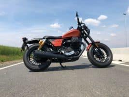 Moto Guzzi letos nabízí V9 Bobber S