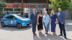 Renault rozjíždí v Česku projekt Easy city