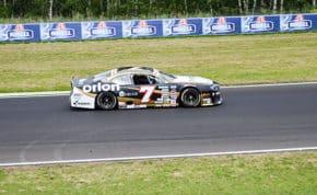 Doubek trénoval před NASCAR v Mostě
