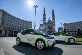 innogy rozjela největší polský carsharing elektromobilů
