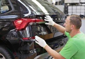 Škoda zahájila výrobu SUV Kamiq
