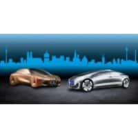 BMW a Daimler: společný vývoj automatizované jízdy