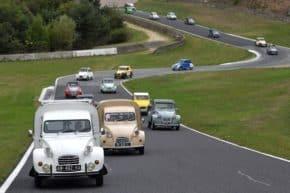 """Citroën: """"Setkání století"""" na zkušební dráze"""
