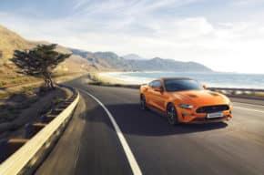 Ford: výroční Mustang v nabídce od srpna