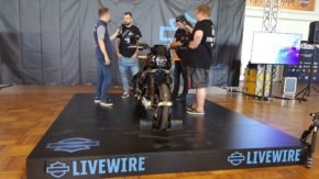 Harley-Davidson už má objednávky na LiveWire