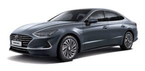 Světová premiéra: Hyundai Sonata Hybrid